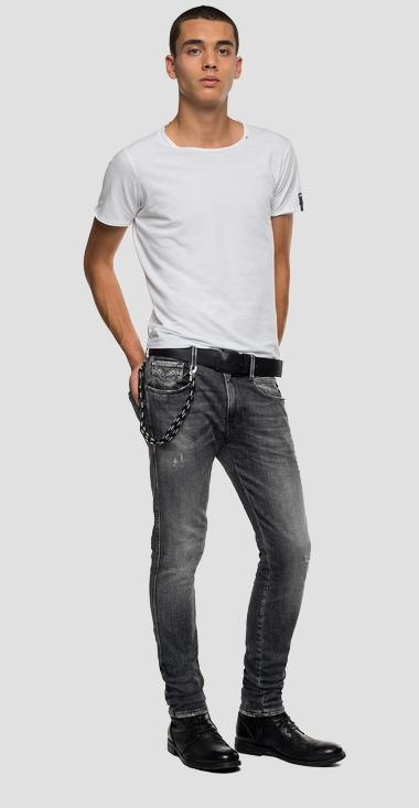 Aged 5 years slim fit Anbass jeans - Replay M914Y_000_199-685_097_1