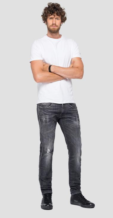 Slim fit aged 5 years Organic Anbass jeans - Replay M914Y_000_199-703_096_1