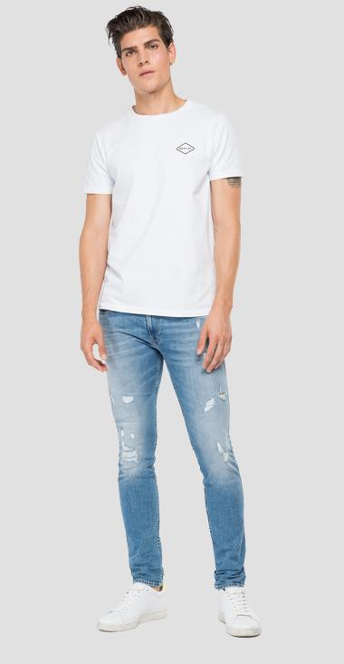 573 BIO slim fit Anbass jeans - Replay M914Y_000_573-814_010_1