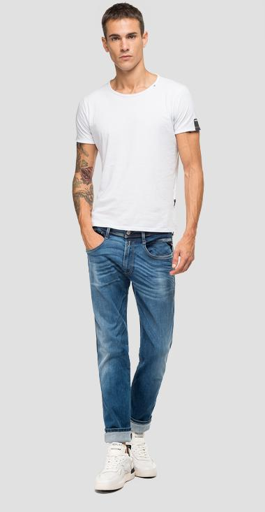 Jean coupe slim Anbass Hyperflex Bio - Replay M914Y_000_661-A06_009_1