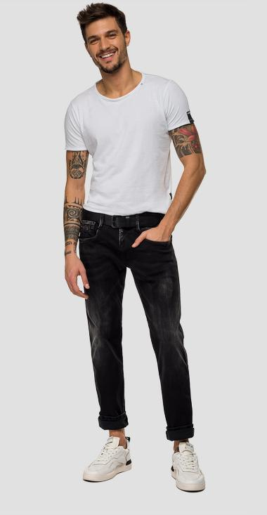 Slim fit Anbass Hyperflex Bio jeans - Replay M914Y_000_661-A10_098_1