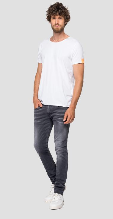 Slim fit ANBASS Hyperflex Bio jeans - Replay M914Y_000_661-A11_097_1