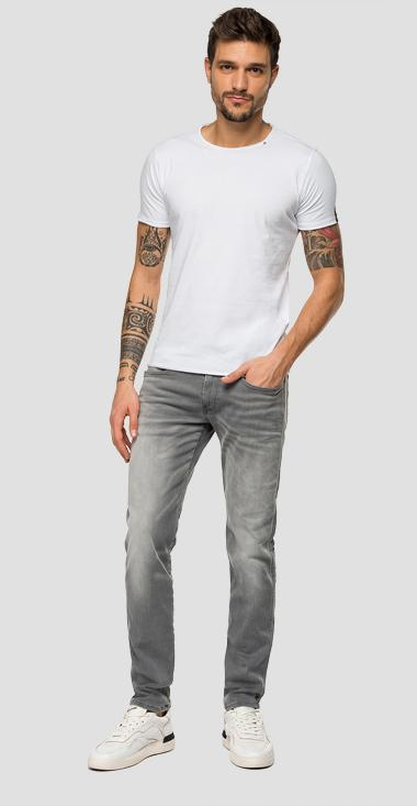Slim Fit Jeans Anbass Hyperflex Bio - Replay M914Y_000_661-A12_096_1
