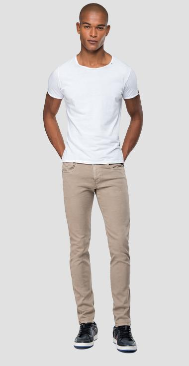 Slim fit Hyperflex Anbass jeans - Replay M914Y_000_8166197_020_1