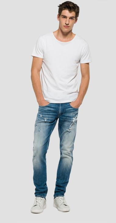 Anbass slim-fit jeans - Replay M914_000_17B942R_009_1
