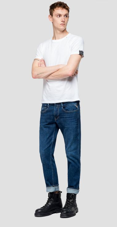 Slim Fit Jeans Anbass - Replay M914_000_213-582_009_1