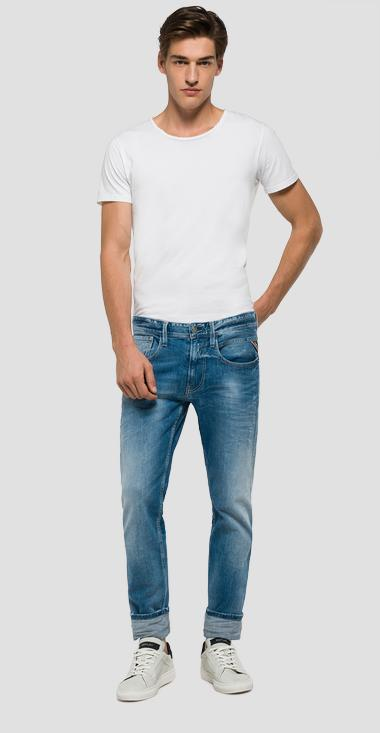 Anbass slim-fit jeans - Replay M914_000_23C-940_009_1