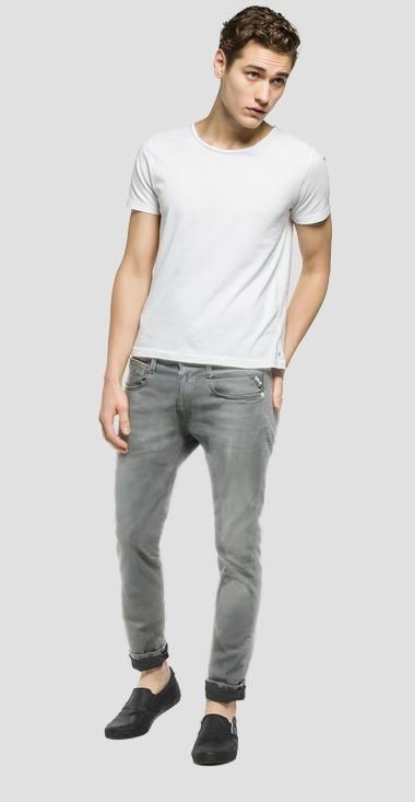 Anbass Hyperfree slim fit jeans - Replay M914_000_51B-A04_009_1