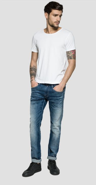 Anbass slim-fit jeans - Replay M914_000_573-860_009_1