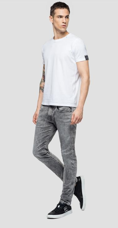 Jeans slim fit Hyperflex Anbass - Replay M914_000_661-07B_009_1