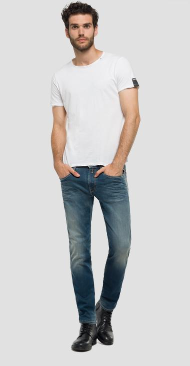 Anbass Hyperflex slim fit jeans - Replay M914_000_661-523_009_1