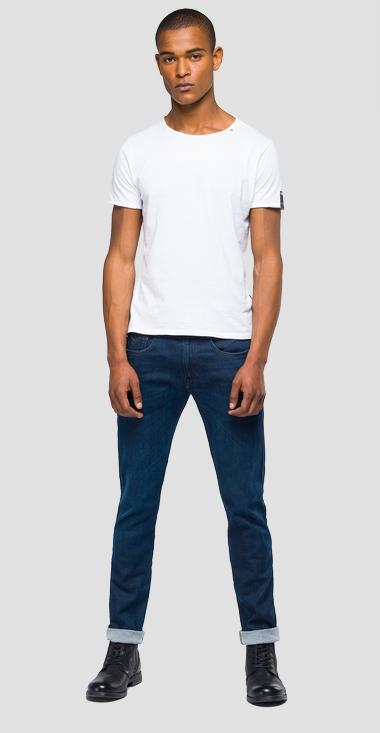 Jeans slim fit Hyperflex Anbass - Replay M914_000_661-804_007_1