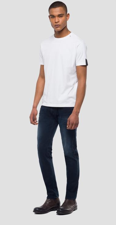 Slim fit Hyperflex+ Anbass jeans - Replay M914_000_661-S03_007_1