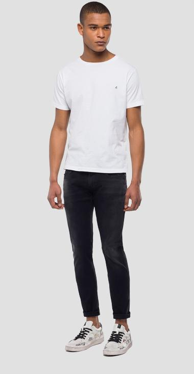 Slim fit Hyperflex+ Anbass jeans - Replay M914_000_661-S04_007_1