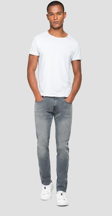 Slim fit Hyperflex+ Anbass jeans - Replay M914_000_661-S08_010_1