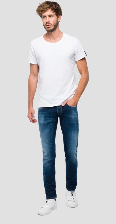 Slim Fit Jeans Anbass Hyperflex+ - Replay M914_000_661-S14_007_1