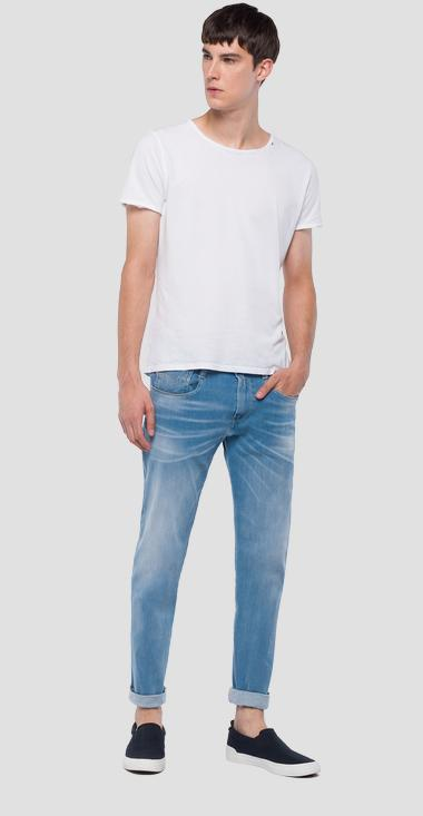 Slim fit Anbass Hyperflex+ jeans - Replay M914_000_661-S18_010_1