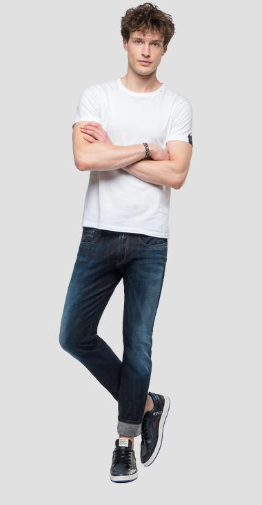 Hyperflex+ slim fit Anbass jeans - Replay M914_000_661-S20_007_1