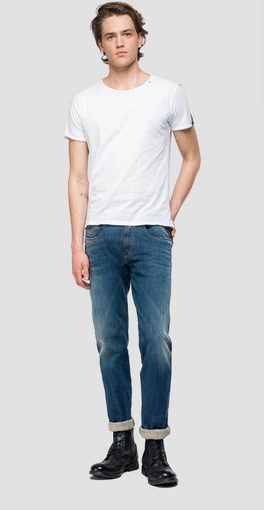 Hyperflex+ slim fit Anbass jeans - Replay M914_000_661-S23_009_1