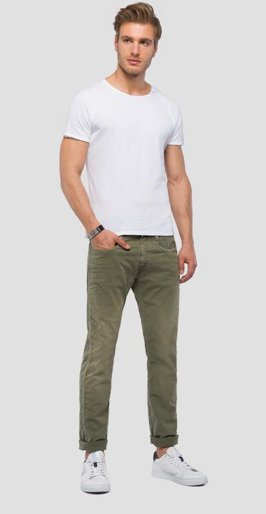 Slim fit Anbass jeans - Replay M914_000_8005224_060_1