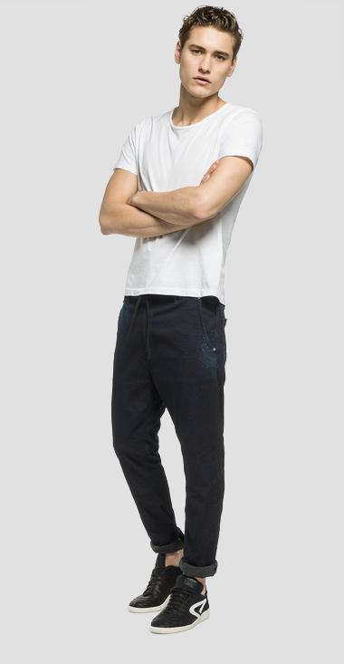 Hyperfree jogging jeans - Replay M9541_000_49B-A03_007_1