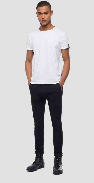 Slim fit chino Chelm Hyperflex+ jeans - Replay M9631L_000_661-S02_098_1