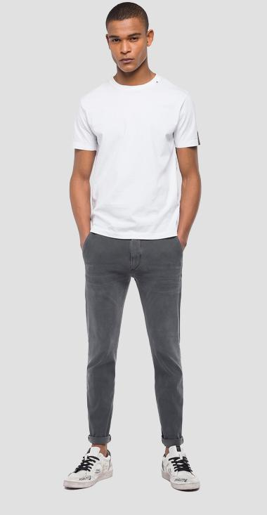 Slim fit chino Chelm Hyperflex+ jeans - Replay M9631L_000_661-S09_010_1