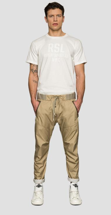 SPORTLAB trousers with drawstring - Replay M9714_000_S83662_828_1