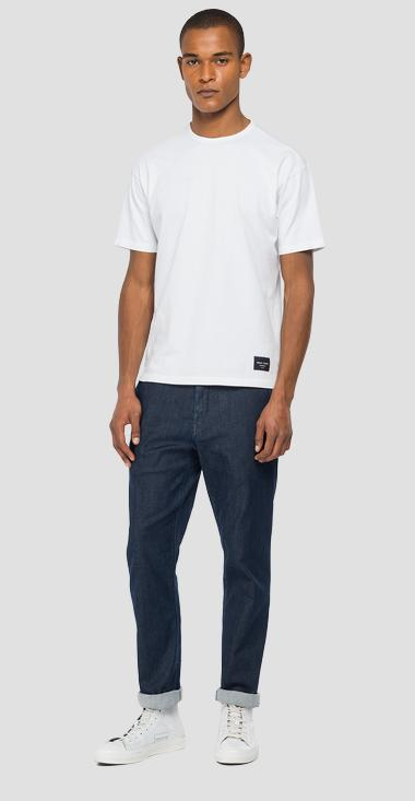 Regular fit Hyperflex Chino Benni jeans - Replay M9722_000_661-040_007_1