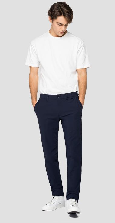 Evoflex jersey trouser - Replay M9741_000_20641_500_1