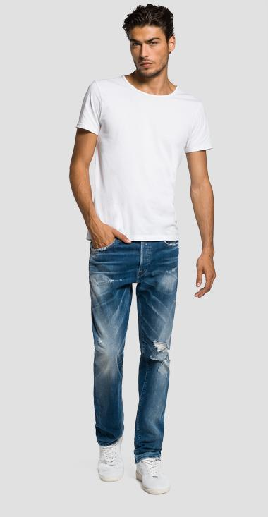 Waitom regular slim jeans - Replay M983_000_419-920_009_1