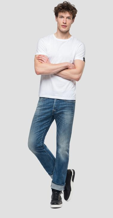 Regular slim fit Waitom jeans - Replay M983_000_573-584_009_1