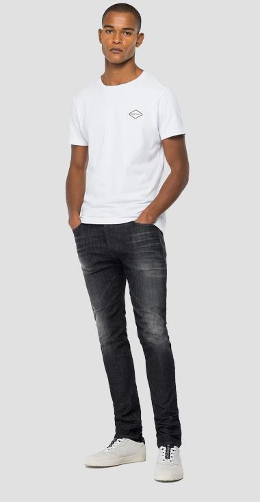 Slim fit Aged Eco 1 Year Organic Donny jeans - Replay MA900_000_199-840_097_1