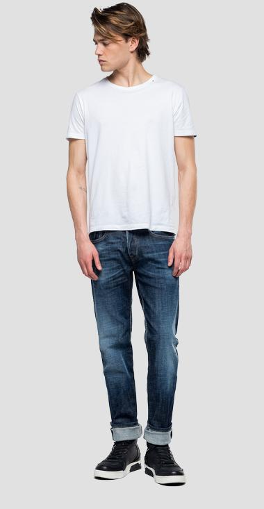 Slim tapered fit Donny jeans - Replay MA900_000_209-572_007_1