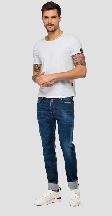 Slim tapered fit Donny jeans - Replay MA900_000_227-607_007_1