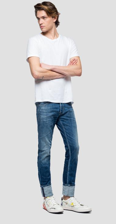 Slim tapered fit Donny jeans - Replay MA900_000_573-576_009_1