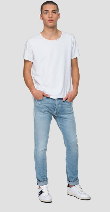 Slim tapered fit Donny jeans - Replay MA900_000_83C-663_010_1