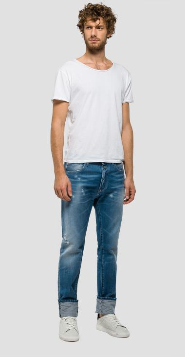Rbj.901 tapered-fit jeans - Replay MA901_000_32C-960_009_1