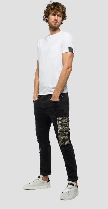 Anbass slim-fit jeans - Replay MA914_000_437932S_009_1