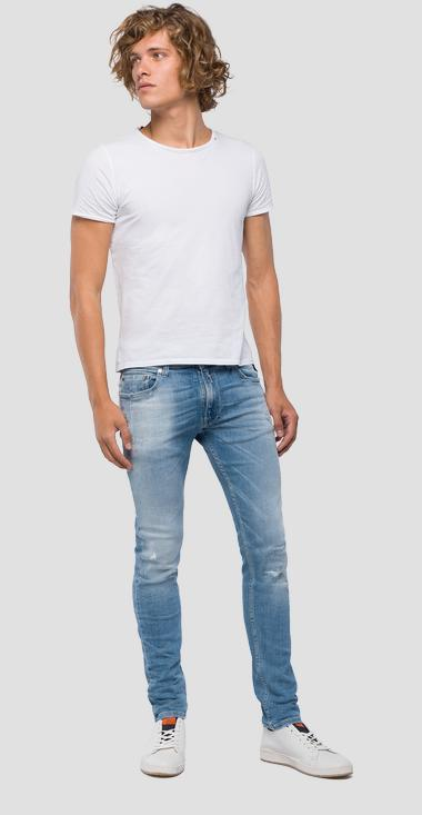 Skinny fit Jondrill jeans Aged 20 years - Replay MA931N_000_141-476_011_1