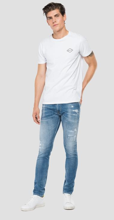 Skinny Fit Jeans Jondrill Aged Eco 10 Years - Replay MA931_000_141-834_009_1