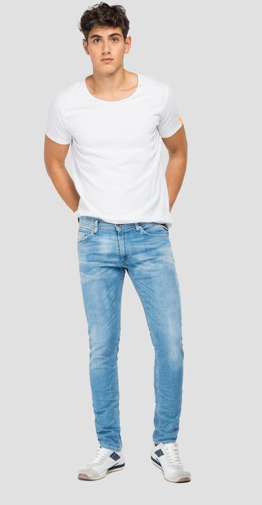 Skinny fit Jondrill Iceblast jeans - Replay MA931_000_175-854_009_1