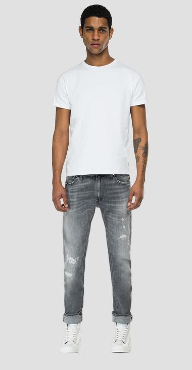 Skinny fit Aged Eco 10 years Jondrill jeans - Replay MA931_000_199-928_096_1