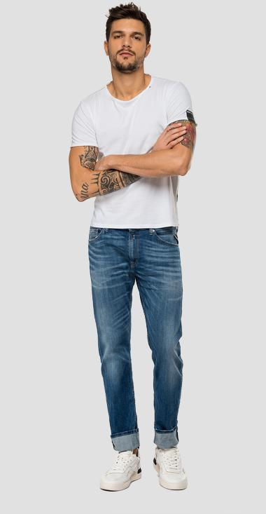 Jean coupe skinny Jondrill - Replay MA931_000_573-624_007_1