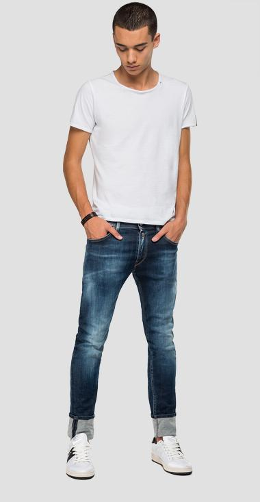Skinny fit Hyperflex Bio Jondrill jeans - Replay MA931_000_661-A04_007_1