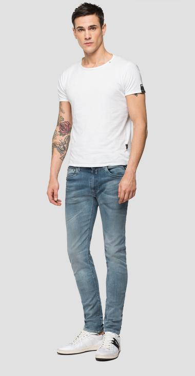 Skinny fit Hyperflex Bio Jondrill jeans - Replay MA931_000_661-A05_009_1