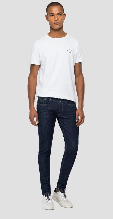 Slim fit Aged Eco 0 Year Bronny jeans - Replay MA934_000_141-00_007_1