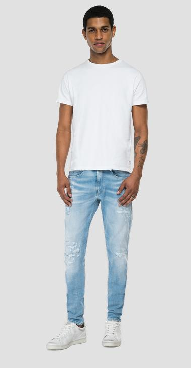 Slim fit Aged Eco 20 years Bronny jeans - Replay MA934_000_141-908_010_1