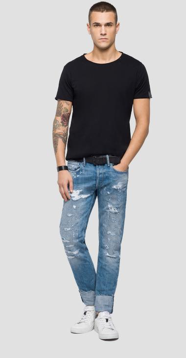 Slim fit Ronas Maestro jeans - Replay MA946E_000_50C-M32_010_1
