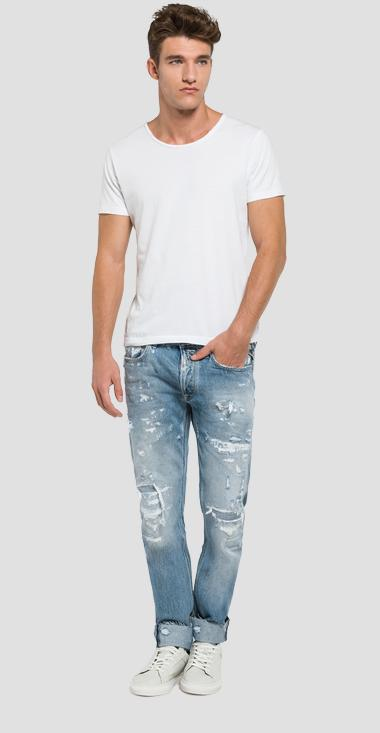 Ronas slim-fit jeans - Replay MA946Y_000_36C944D_010_1